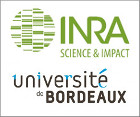 Logo INRA-Université de Bordeaux