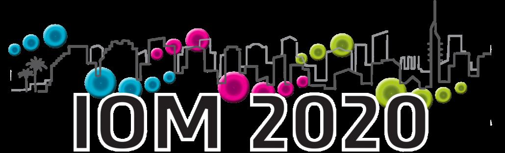 Logo IOM 2020
